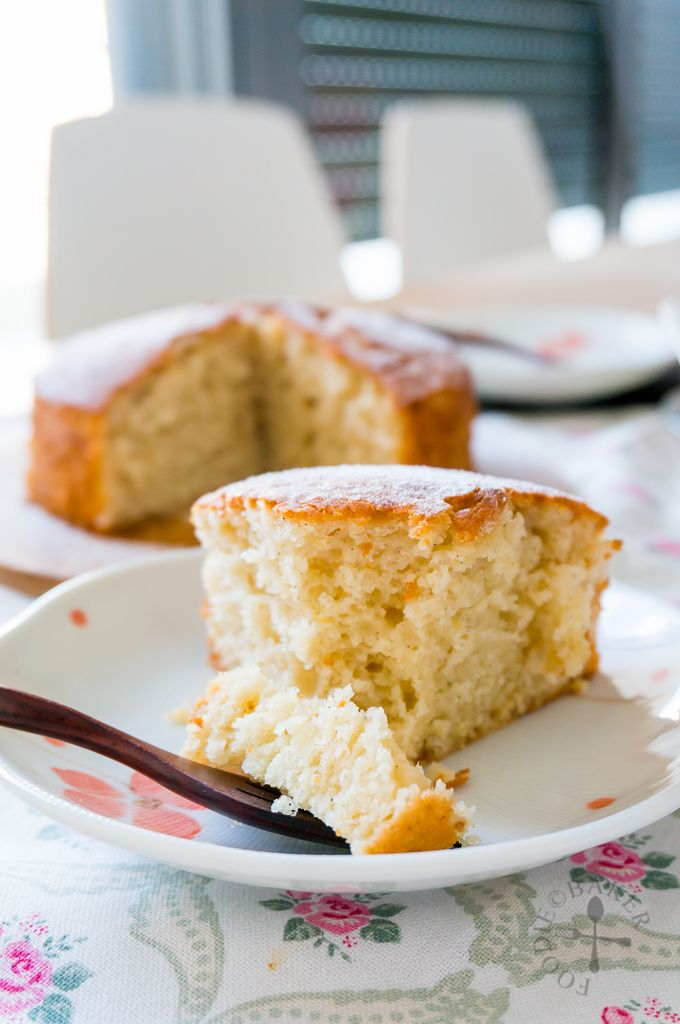 Lemon Yogurt Cake Nigella Lawson