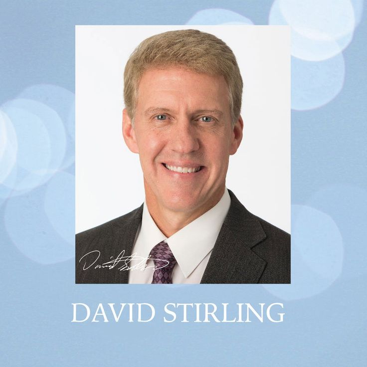 Learn more about David Stirling, doTERRA Founding Executive CEO & President