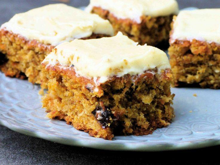 J Alexander S Recipes Carrot Cake