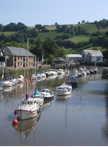 All About Totnes, Devon, England