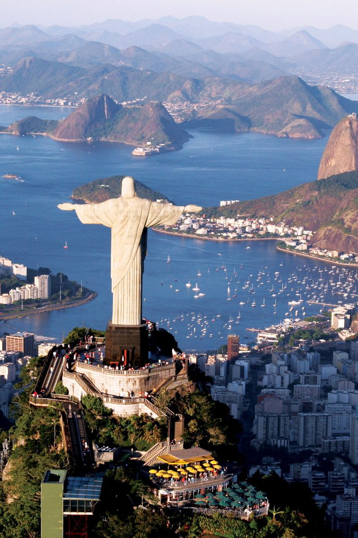 The Best Christ The Redeemer Ideas On Pinterest Christ The - Guy takes epic selfie top christ redeemer statue brazil
