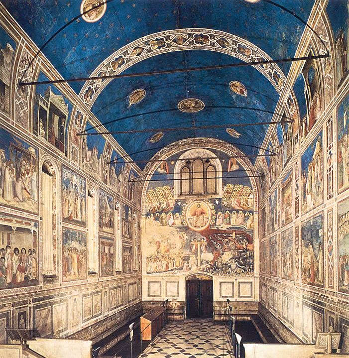 I can't wait to visit... Scrovegni Chapel in Padova