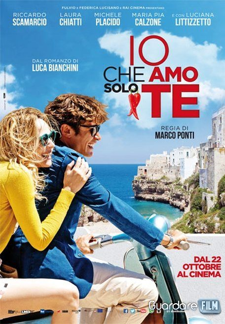 Io che amo solo te Streaming: Io che amo solo te Streaming Ita: http://www.guardarefilm.tv/streaming-film/5698-io-che-amo-solo-te-2015.html