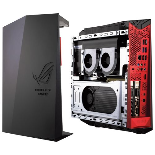 ASUS ROG G20 Gaming PC (Intel Core i7 4790/1TB HDD + 8 GB SSD Hybrid/8GB RAM/nVidia GTX760-2GD5) : Performance & Gaming Computers - Best Buy Canada