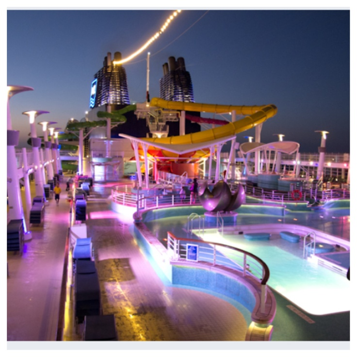 17 best images about norwegian epic on pinterest for Epic pool show