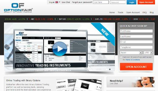 OptionFair Review & Comparison - What are Binary Options