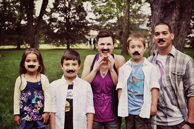 Funny Family Portraits