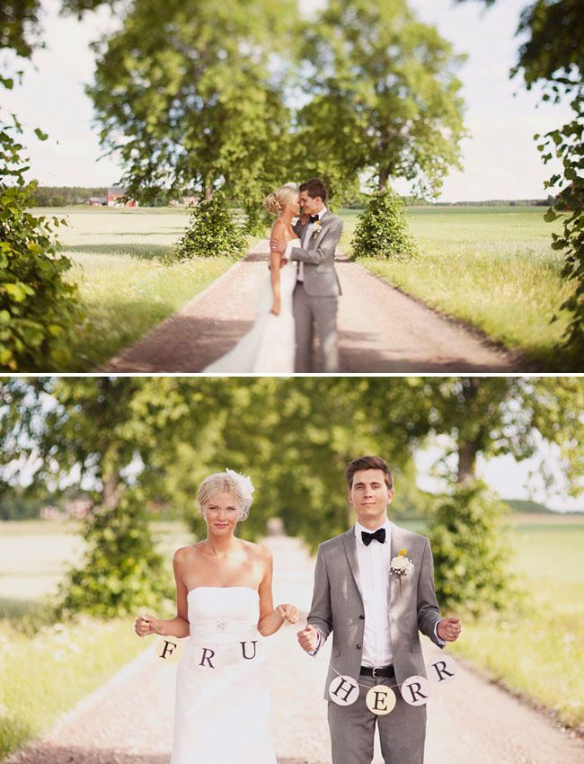 A Sweet Sweden Wedding