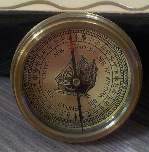 history of the compass essay Compassbackgrounda compass is a device used to determine direction on the   history by 500 bc, it was known that lodestone, a naturally occurring form of.