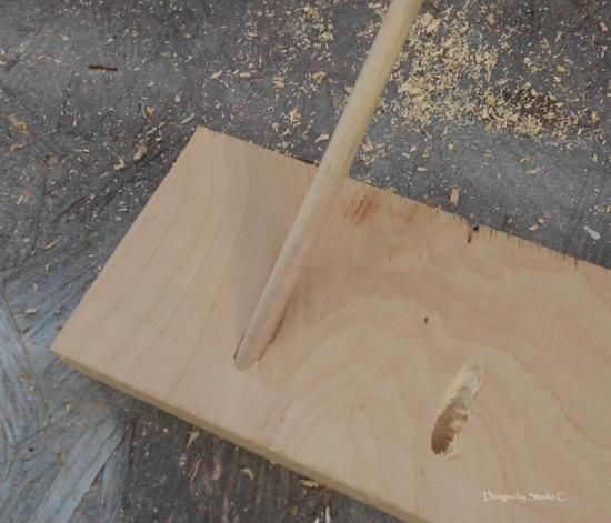 "Kreg Jig -An easy and extremely inexpensive way to fill the holes is to use a 3/8"" dowel rod and a Japanese flush cut saw. Dowel rods can be purchased for less than $1.00 and one dowel will yield tons of plugs!"