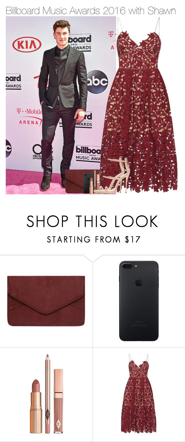 """""""Billboard Music Awards 2016 with Shawn"""" by vane-abreu ❤ liked on Polyvore featuring Dorothy Perkins, Dolce Vita, self-portrait and Giuseppe Zanotti"""