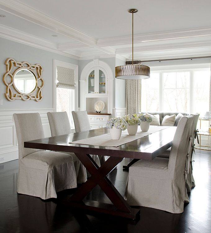 47 best images about southern dining rooms on pinterest for Southern dining room