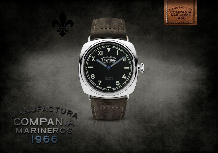 Pánské hodinky s ručním nátahem
