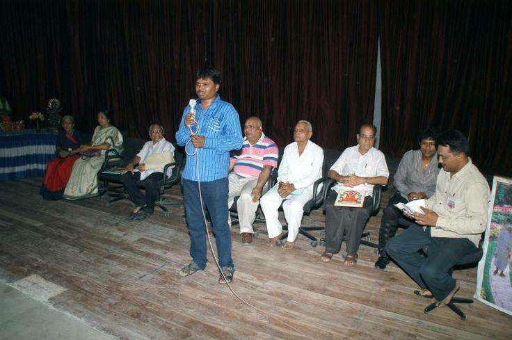 Award by bolbala trust Rajkot