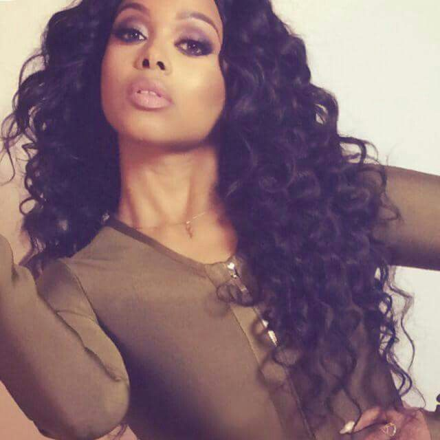 Chrisette Michele Love her new look!