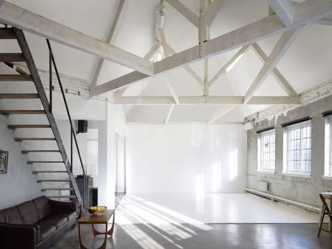 Popular blank canvas spaces for hire in London #blankcanvas