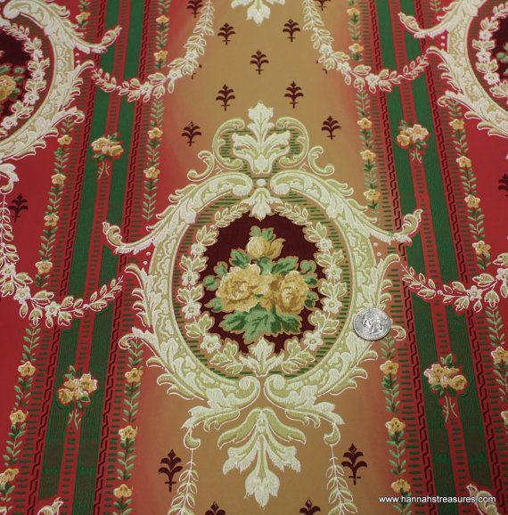25 best ideas about antique wallpaper on pinterest - Late victorian wallpaper ...