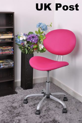 Quality Mesh Recline Back Pink Office Chair Executive Swivel Computer Seat  Chair