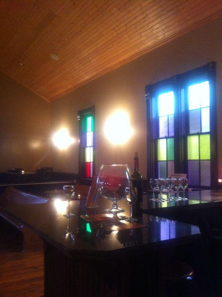 Ohio Wineries Geneva South River Vineyard Old Church
