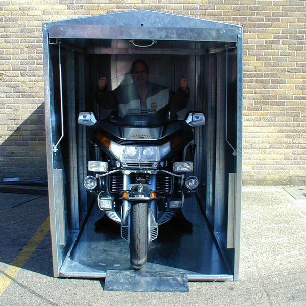 motorcycle garage - - 17 Best Garage Ideas Images On Pinterest