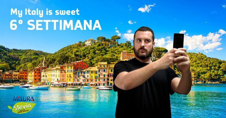 Dove è stata scattata questa sweet cartolina? Iscrivetevi al concorso e rispondete alla domanda per avere 1 possibilità in più di vincere i premi di My Italy is sweet! http://www.misurastevia.it/page/my-italy-is-sweet  #concorso #stevia #misurastevia #travel