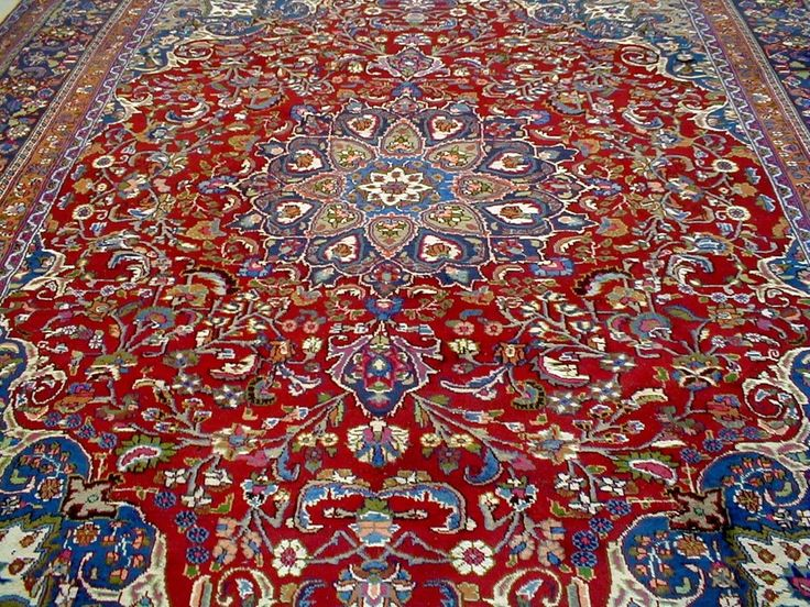 10x13 1940s Gorgeous Authentic Hand Knotted 70yrs Antq Wool Khorasan Persian Rug Sold For 354