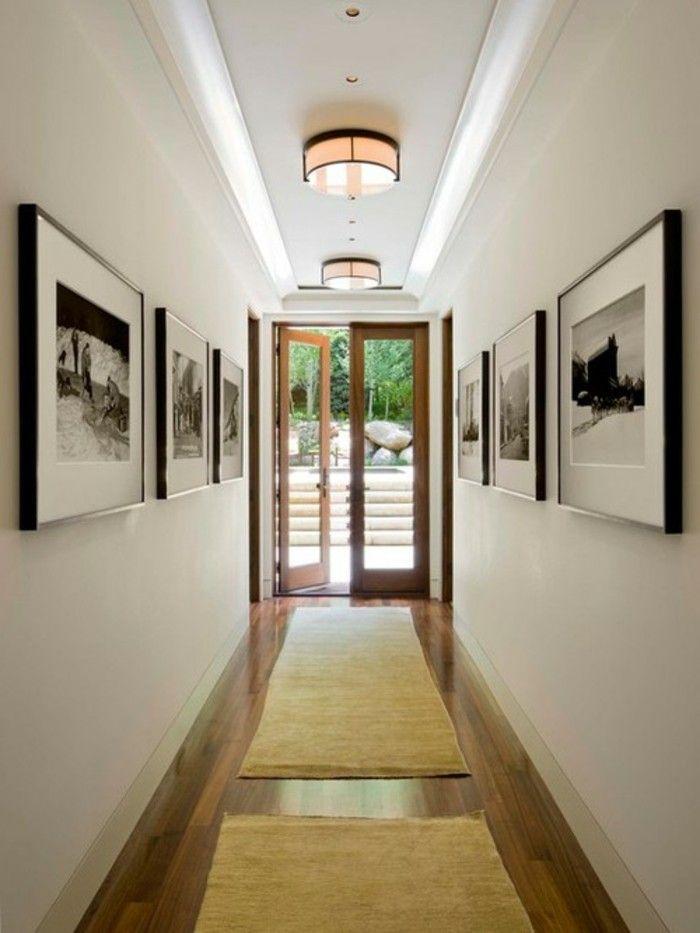 Oltre 25 fantastiche idee su illuminazione di corridoio su - Il tappeto del corridoio ...