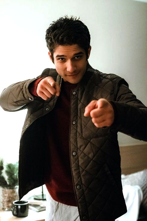 Tyler Posey for H&M