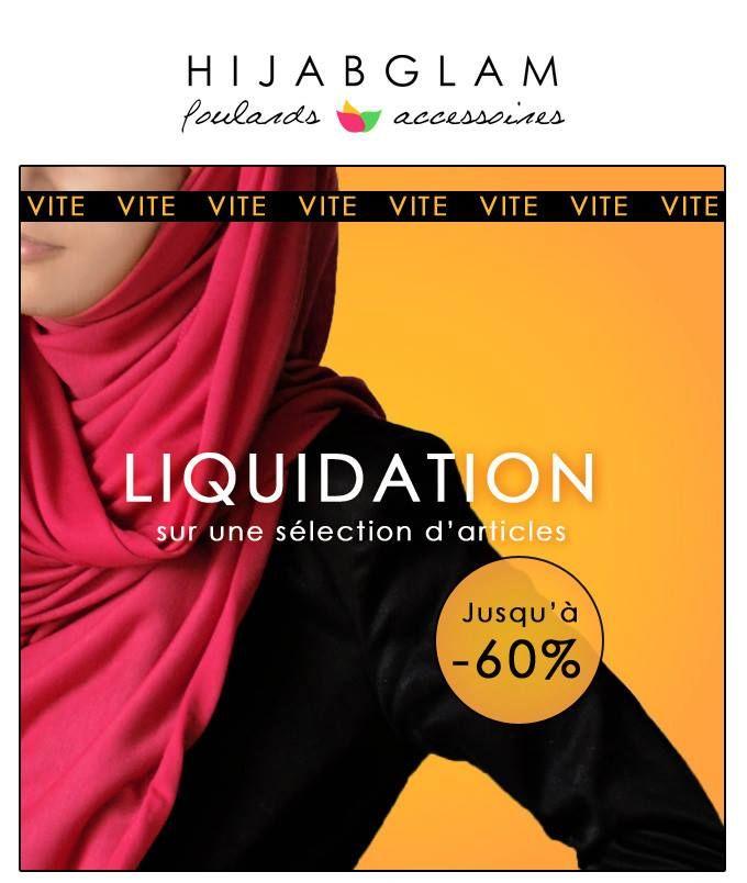 Bon plan chez Hijab Glam'