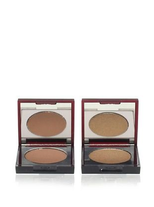 Kevyn Aucoin The Essential Eye Shadow Duo, Bronze/Fawn