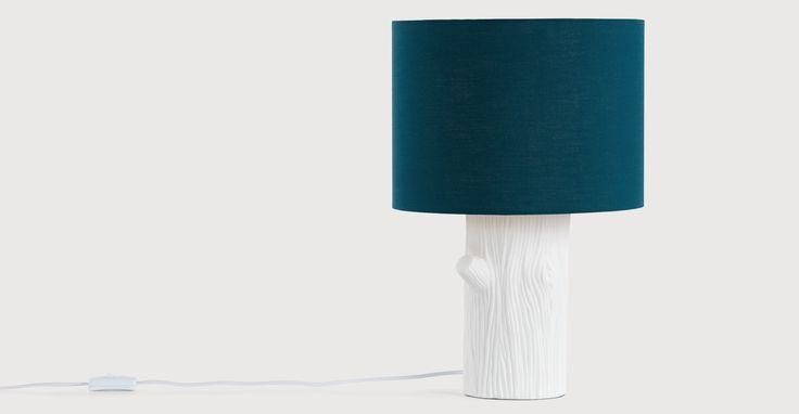 Robin Table Lamp, Matt White