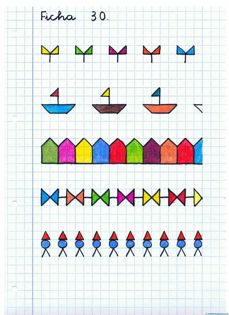 Caligrafía: Material de refuerzo (II) - Recursos educativos y material didáctico para niños/as de Infantil y Primaria. Descarga Caligrafía: Material de refuerzo (II)