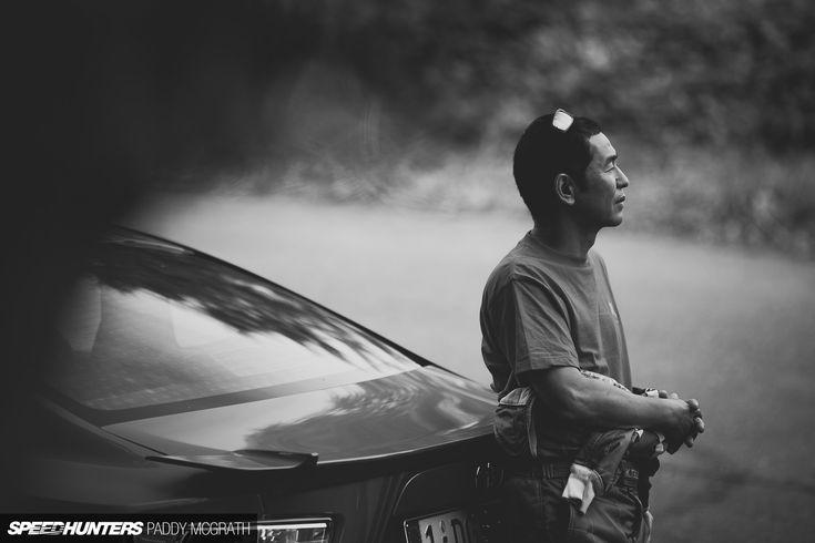 Keiichi Tsuchiya, the Drift King, photographed by Paddy McGrath for Speedhunters