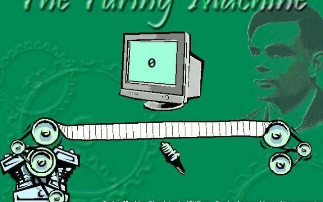 """Cosa è la macchina di Turing ed a cosa serve. Alan Turing viene definito da tutti il padre dell'informatica, di cui recentemente è stato realizzato un bel film """"The imitation game"""" che parla della sua vita. Realizzò nel 1936 una macchina di calc #turing #computer #programmazione"""