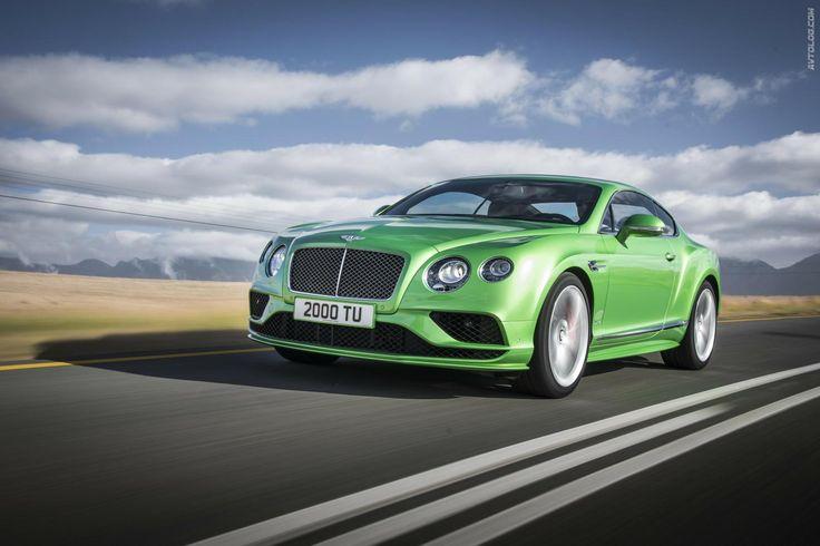 Галерея 2015 Bentley Continental GT Speed. 11 свежих и актуальных фотографий. Пресс-релиз, рейтинг, заметки на тему 2015 Bentley Continental GT Speed