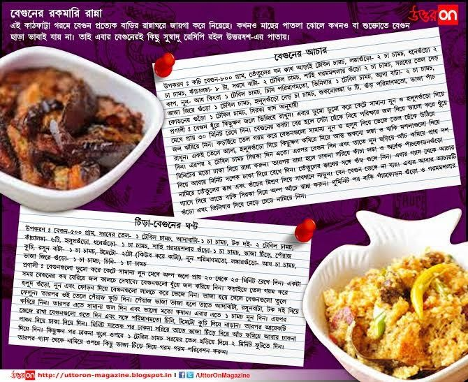 18 best food recipes in bengali images on pinterest chinese simple and easy to make brinjal recipe brinjal pickle brinjal stir forumfinder Choice Image
