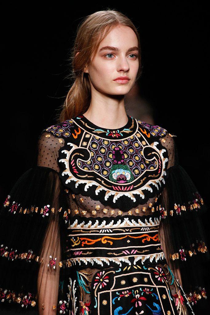 Valentino   Paris Fashion Week   FW 15/16