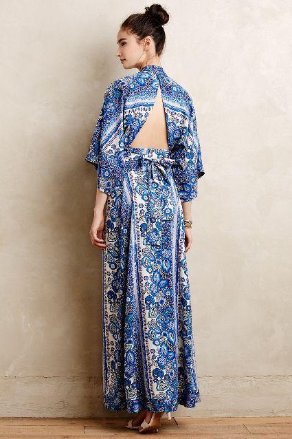 ber ideen zu kimono kleid auf pinterest kimonos japanischer kimono und kleider. Black Bedroom Furniture Sets. Home Design Ideas