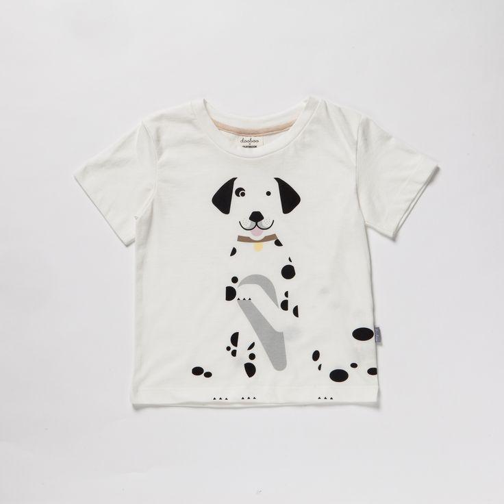Maglietta Dalamta - Dooboo - Kids - Shop online www.mirtilla.eu