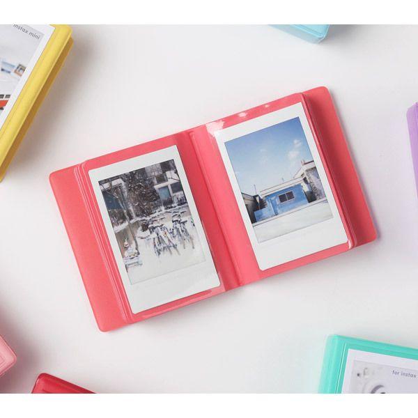 2NUL Instax mini polaroid small photo album - fallindesign.com