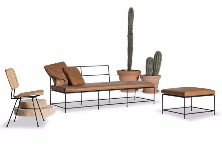 Paola Navone. Soft Leather And 70s Style. Baxter