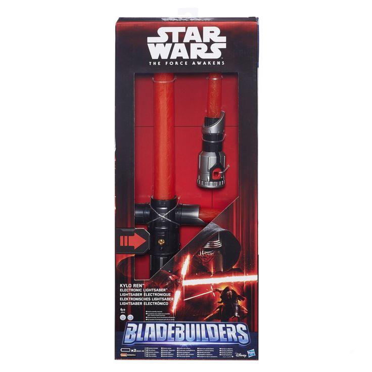 Blade Builders Star Wars - Sabre Laser Électronique Deluxe De Kylo Ren
