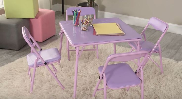 Small table and chairs for kids - small table and chairs for kids