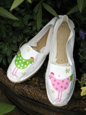 Zapatos Pintar, Manualidades Zapatillas, Zapatillas Pintura, Zapatos Decorados, Tunear Alpargatas, Alpargatas Avarques, Decorar Alpargatas, Bolsos,
