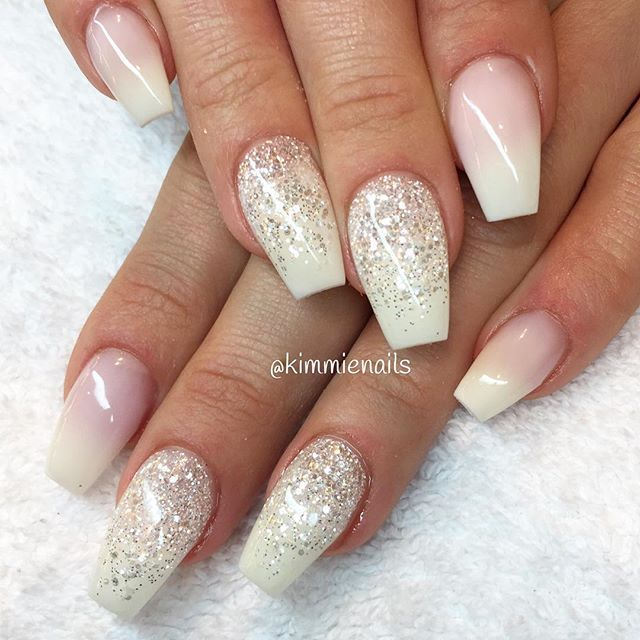 17 best images about naglar on pinterest coffin nails for Nageldesign ombre