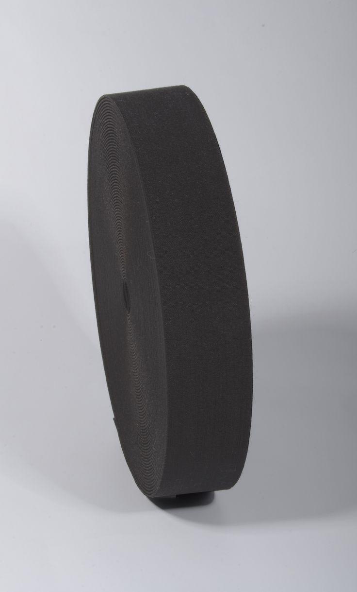 30 mm Shoe Elastics / 25 m / Black
