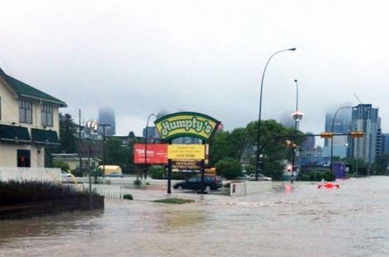 MacLeod Trail West of Cemetery Hill