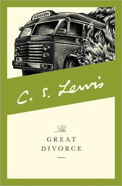 """""""An under appreciated C.S. Lewis book that is one part Lost, one part Narnia, and one part Inferno."""" ?"""