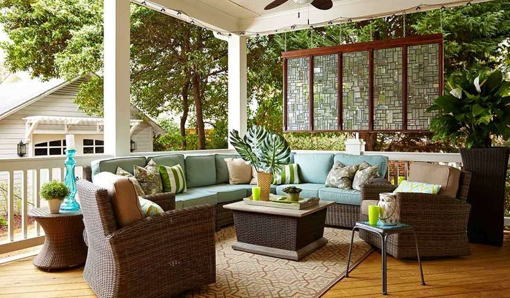 Spring has arrived and it's that time of year to start planning your outdoor get-togethers! Make sure your patio is ready for guests to enjoy! We've rounded up all the patio furniture you'll need for your next outdoor get-together. #outdoorfurntiure #entertaining #outdoorspace #patiofurniture
