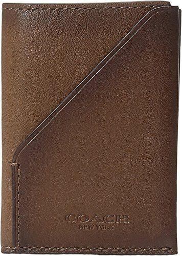 COACH Coach Men'S Sport Calf Slim Card Wallet. #coach #bags #leather #wallet #accessories #